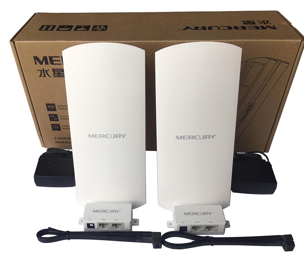 Mercury MWB201 – Bộ thu phát wifi không dây Mercury