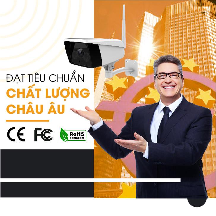 Chất lượng Camera Ebitcam Đà Nẵng