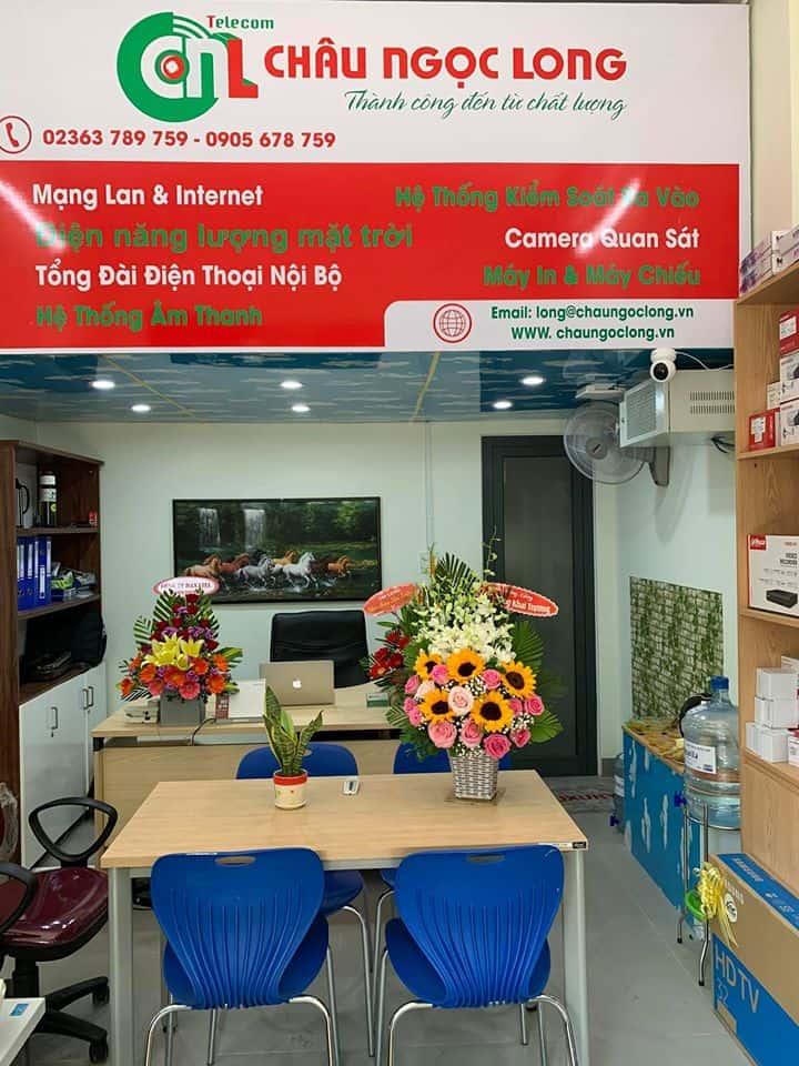 Châu Ngọc Long nhà thầu điện nhẹ và lắp đặt camera tại Đà Nẵng