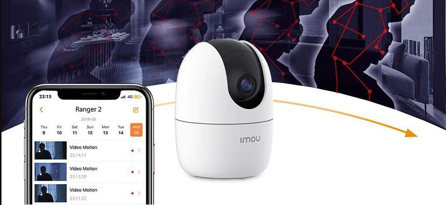 Phân phối camera IMOU chính hãng