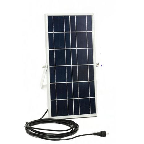 Tấm pin Quạt năng lượng mặt trời Jindian JD-S88
