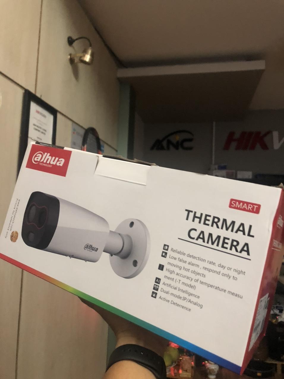 Camera đo thân nhiệt Dahua DH TPC-BF2221-HTM